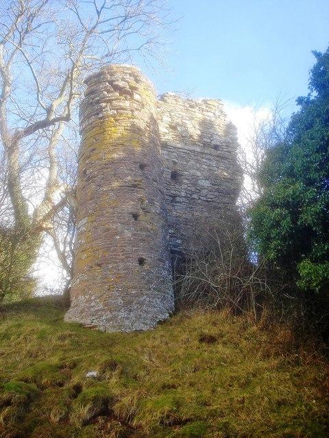 Snodhill Castle - 2