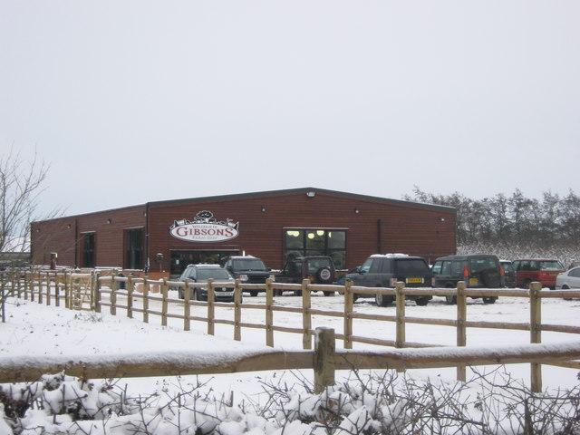 Gibsons Farm Shop