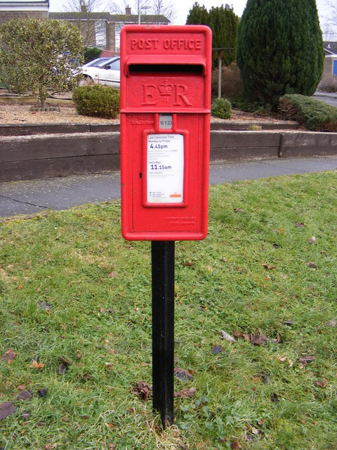 Chichester Road Postbox