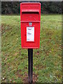 TM3473 : The Street Postbox by Adrian Cable