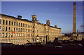 SE1438 : Salt's Mill, Saltaire by Chris Allen