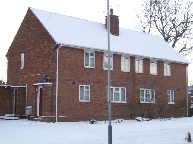 Council Housing - Westcroft Avenue