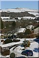 SX7059 : Brent Hill by Adrian Platt