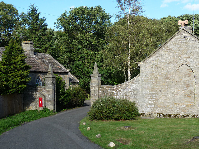 West Lodge, Ministeracres