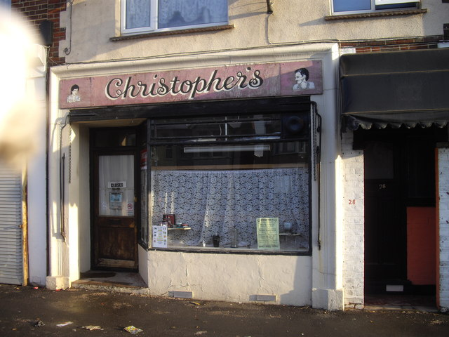 Christopher's Barber's Shop, London Road, Bedford