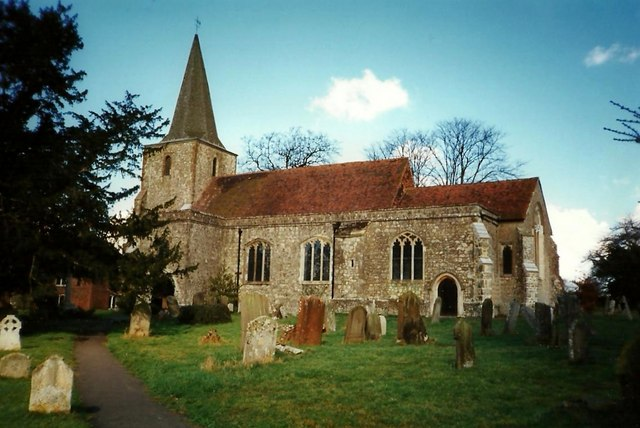 St. Nicholas' Church, Pluckley