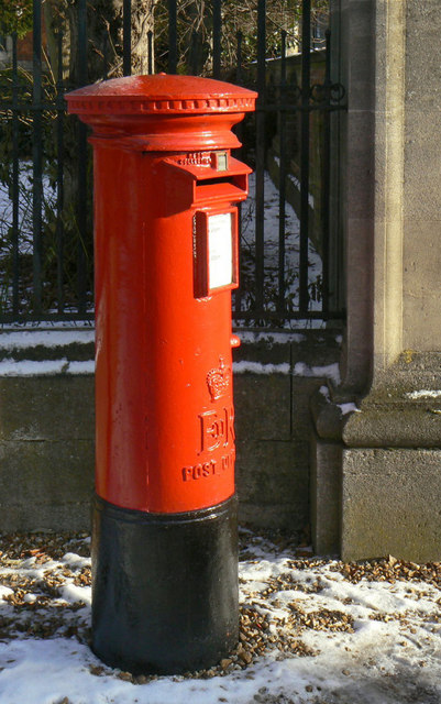Postbox CB3 141 Northampton Street