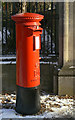 TL4458 : Postbox CB3 141 Northampton Street by Alan Murray-Rust
