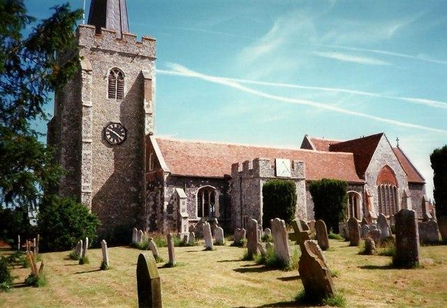 St. Mary's Church, Wingham