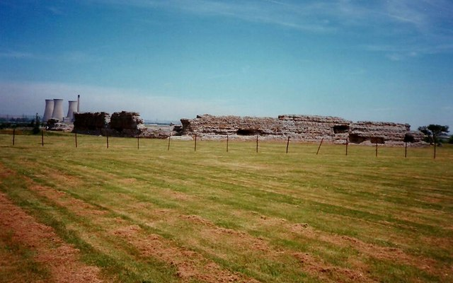 Richborough Castle (remains)