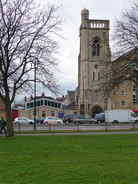 Immanuel church, Streatham High Road