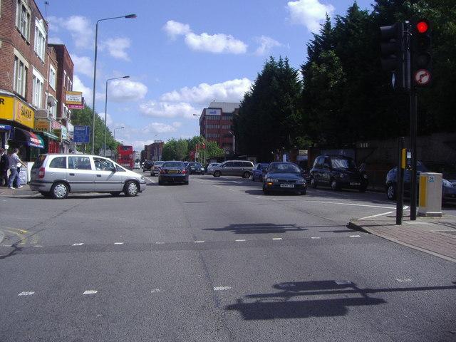 Edgware Road Colindale