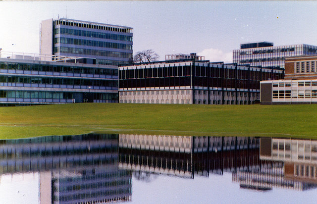 University College Swansea - Library