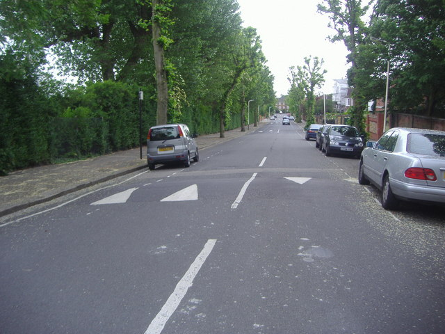 Park View Road, Ealing