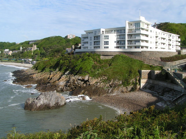 Langland Bay Hotel Swansea