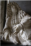 SO9841 : Effigy of the 1st Earl of Coventry by Philip Halling