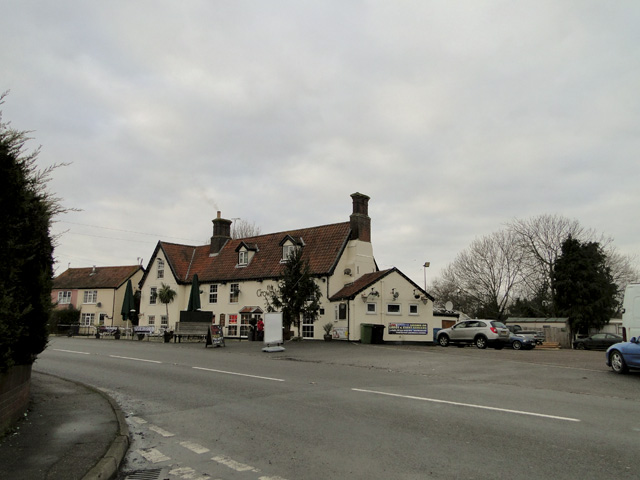 The Crown public house, Haddiscoe