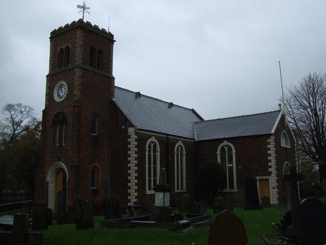 St Luke's Church, Lowton