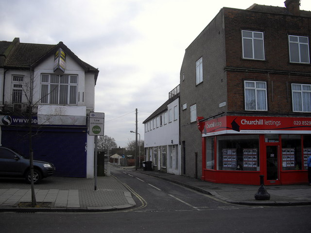 Cart Lane, North Chingford