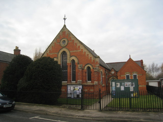 North Scarle Methodist church