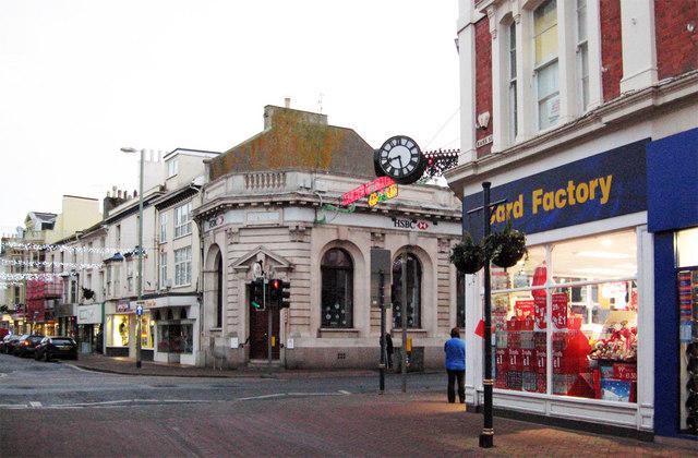 Den Street, Teignmouth