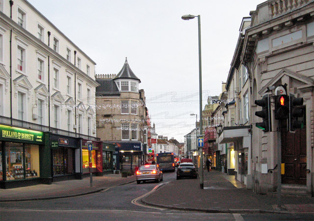 Wellington Street, Teignmouth
