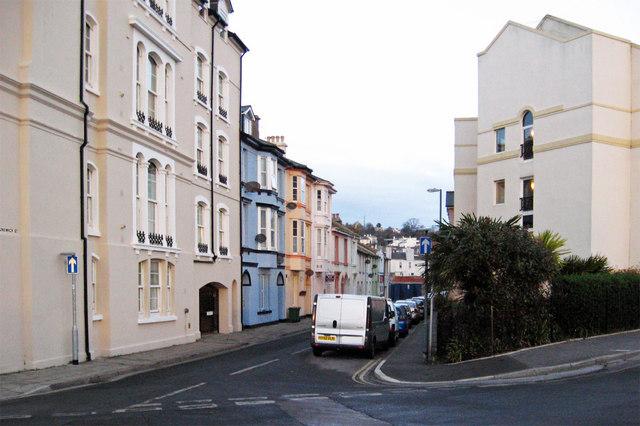 Brunswick Street, Teignmouth