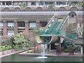 TQ3281 : Waterfall, Barbican : Week 1