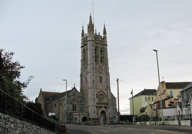 St Michael The Archangel Church, Teignmouth