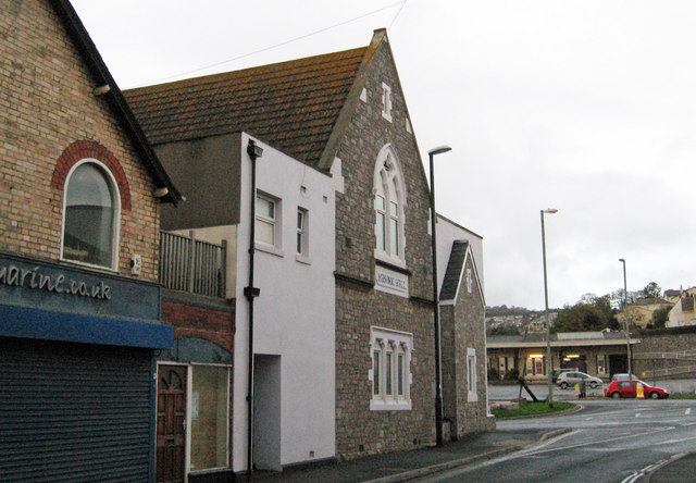 Masonic Hall, Teignmouth