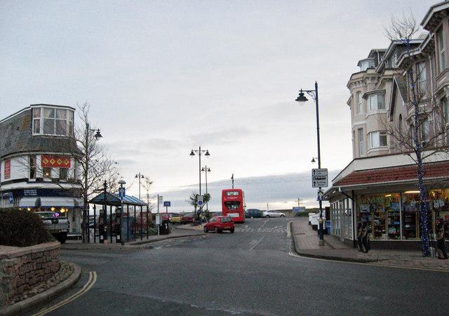 Esplanade, Teignmouth