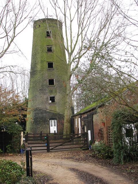Harrison's mill in Long Sutton