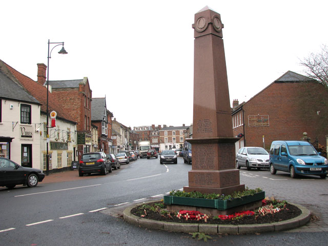 Long Sutton war memorial