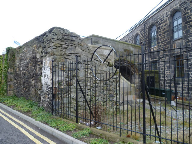 The Citadel, Dock Street, Leith