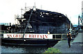 ST5772 : SS Great Britain finally back home in 1971 by Gordon Spicer