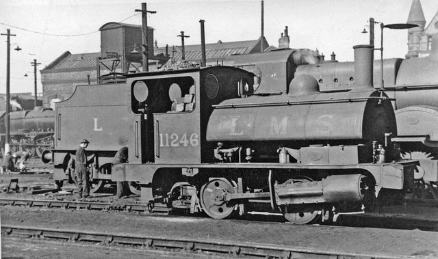 Bank Hall Locomotive Shed An L Amp Y Pug 169 Ben