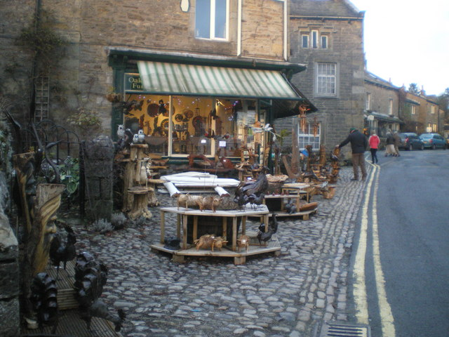 Nice interesting shop - Grassington