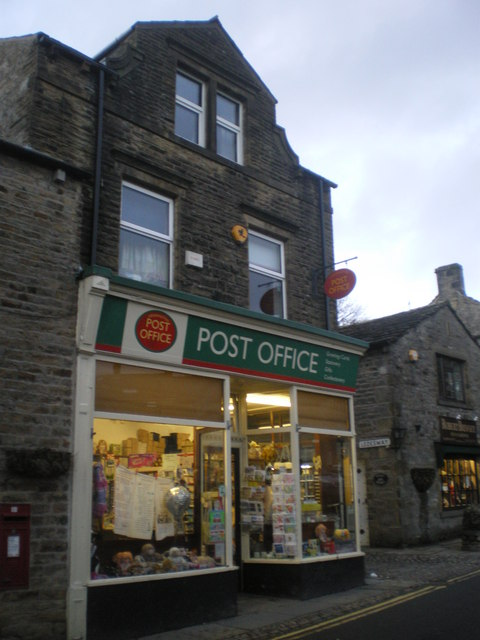 Post Office - Grassington