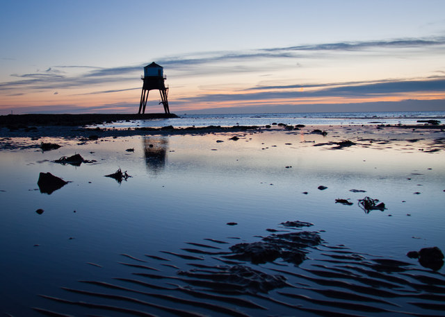 Dawn at Dovercourt
