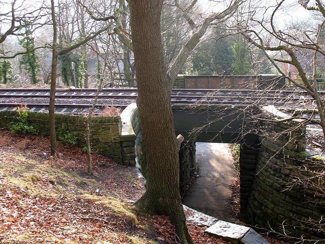 Bridge no. 4, north side