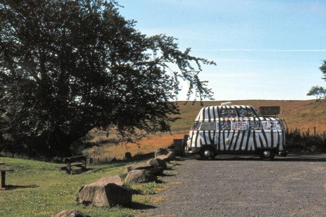 Craigmead Car Park - 1983