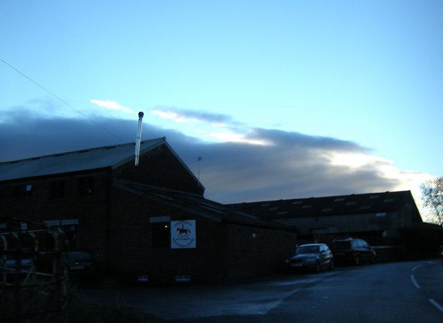Wrea Green Equitation Centre 169 Peter Bond Geograph