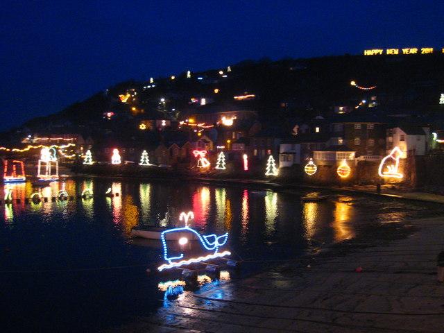 Star Lights Christmas