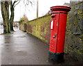 J3270 : Pillar box, Belfast by Albert Bridge