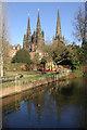 SK1109 : Lichfield Cathedral : Week 2
