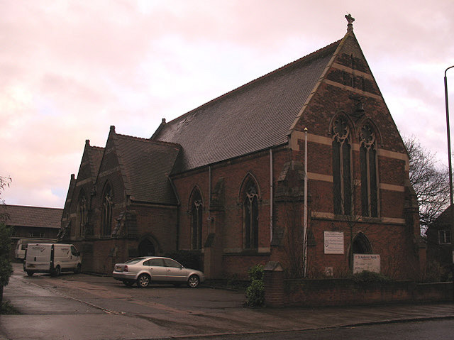 St Andrew's church, Mottingham