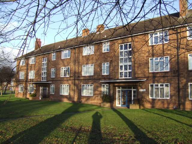 Council Housing - Princess Court