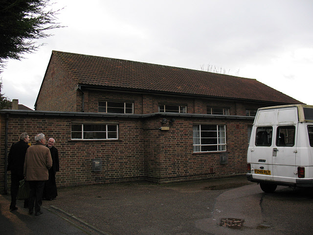 St Andrew's church hall