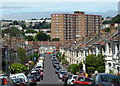ST5771 : View across Bedminster and Southville, Bristol by Anthony O'Neil