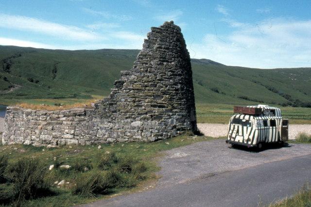 Dun Dornaigil Broch - 1983